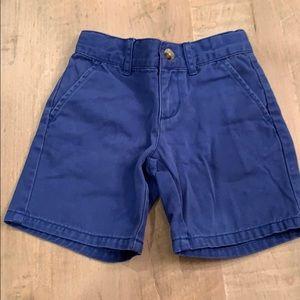 Janie and Jack Royal Blue Shorts